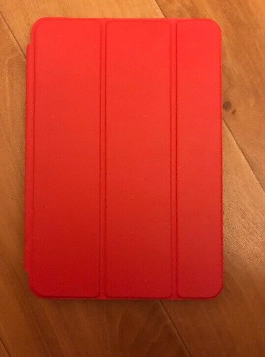 Custodia iPad Mini Smart Case in Pelle rossa 2