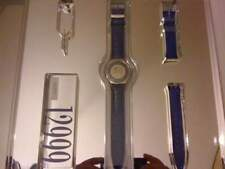 Swatch Platinum Tresor