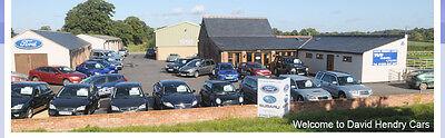 David Hendry Cars