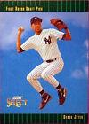 Score Derek Jeter Lot Baseball Cards