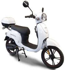 Ebike scooter ncx lux 48v nuovo