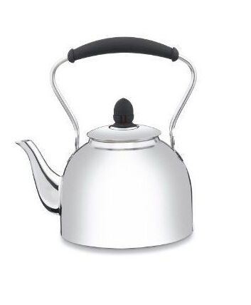 how to clean cuisinart water kettle
