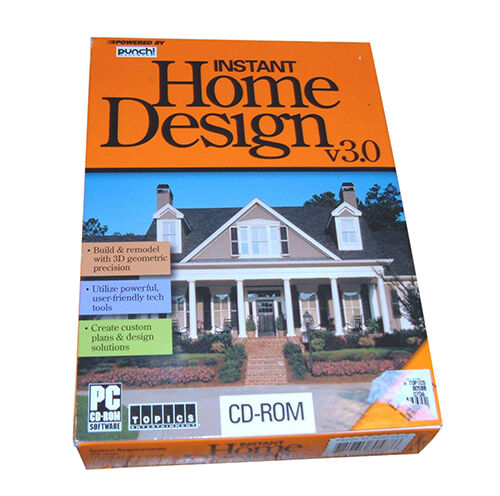 Instant Home Design 3 0 Is A Three Dimensional Software Program That Enables Individuals To Design And Remodel Interior Home Floor Plans With An Easy To Use