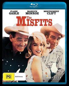 The-Misfits-Marilyn-Monroe-BLU-RAY-Region-B-NEW-SEALED