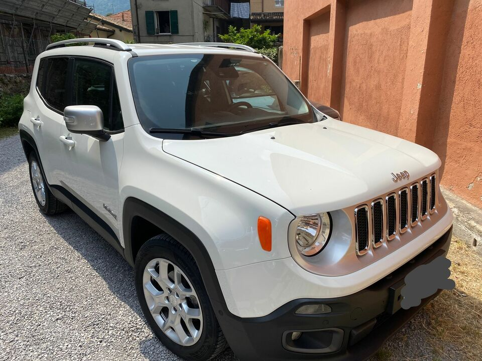 Jeep Renegade 1.6 DDCT 120cv Limited