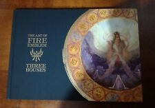 Fire Emblem: Three Houses - Artbook