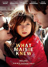 What Maisie Knew (Blu-ray Disc, 2013, Canadian)