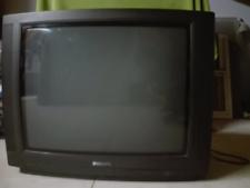 TV a tubo catodico Crt Philips per retrogaming