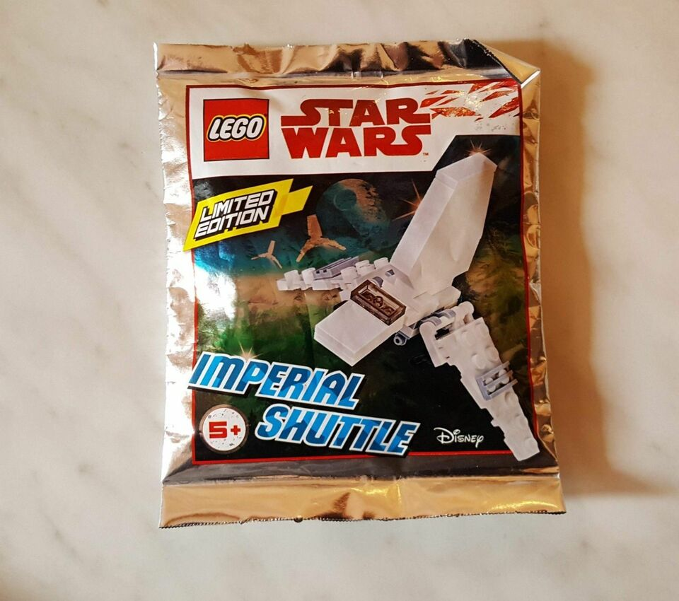 LEGO • STAR WARS Imperial Shuttle - SW911833...