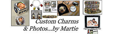 Custom Charms and Photos by Martie