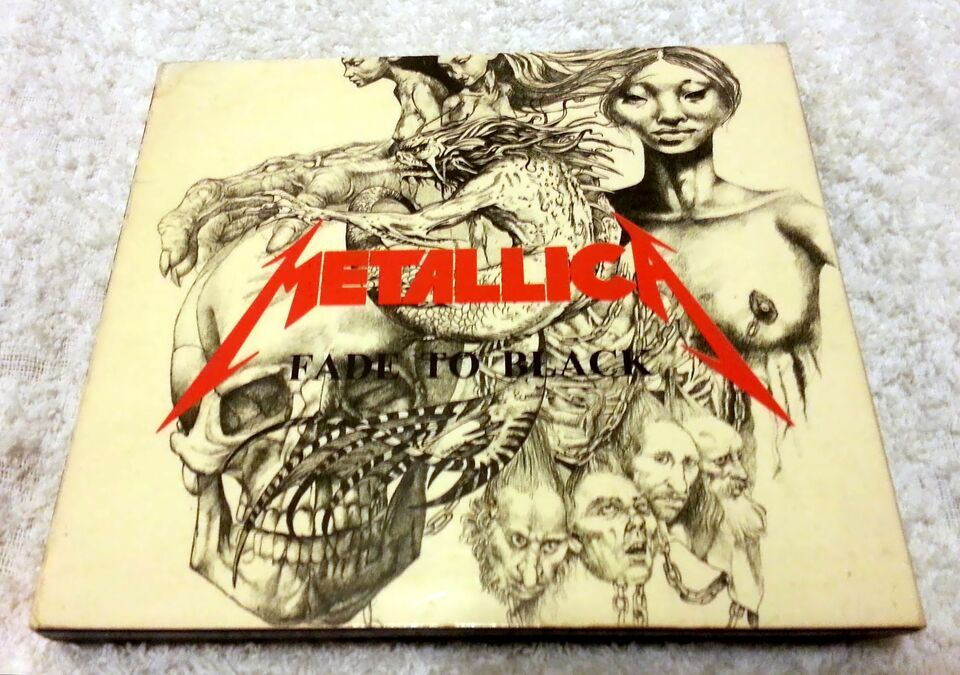 Metallica - Fade To Black