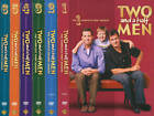 Two and a Half Men: The Complete Seasons 1-6 (DVD, 2009, 24-Disc Set) (DVD, 2009)