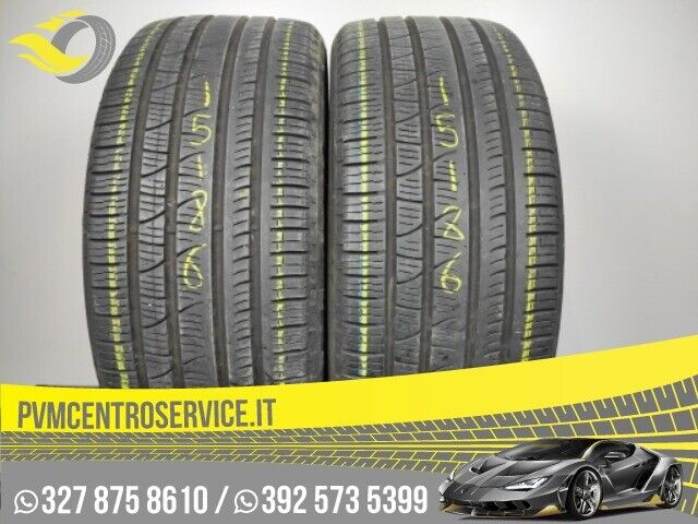 Gomme usate: 275 45 21 110Y pirelli 4s
