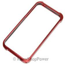 Fitcase bumper originale alluminium case per apple iphone 4 4s red