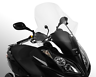 Vetro parabrezza originale x Kymco Downtown 125 200 300