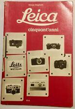 Leica Cinquant'anni Gianni Rogliatti