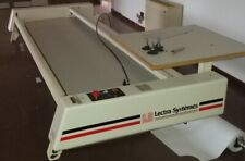 Plotter industriale lectra system e 33