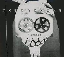 THE-MACHINE-Redhead-CD-NEU