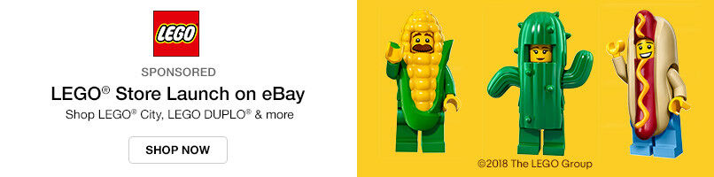 LEGO®  Store Launch on eBay