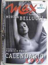 Calendario Monica Bellucci 1999