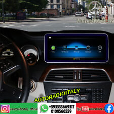 Navigatore Mercedes Classe E dal 2009 display 10.25 Android 10