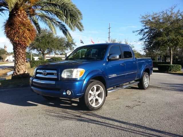 nice 2005 toyota tundra double cab xsp used toyota tundra for sale in jacksonville florida. Black Bedroom Furniture Sets. Home Design Ideas