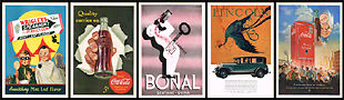 Original Vintage Ads and Prints