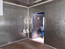 Cella frigo inox usata, adatta per pescheria