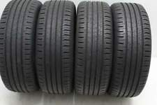 Kit di 4 gomme usate 205/55/17 Continental