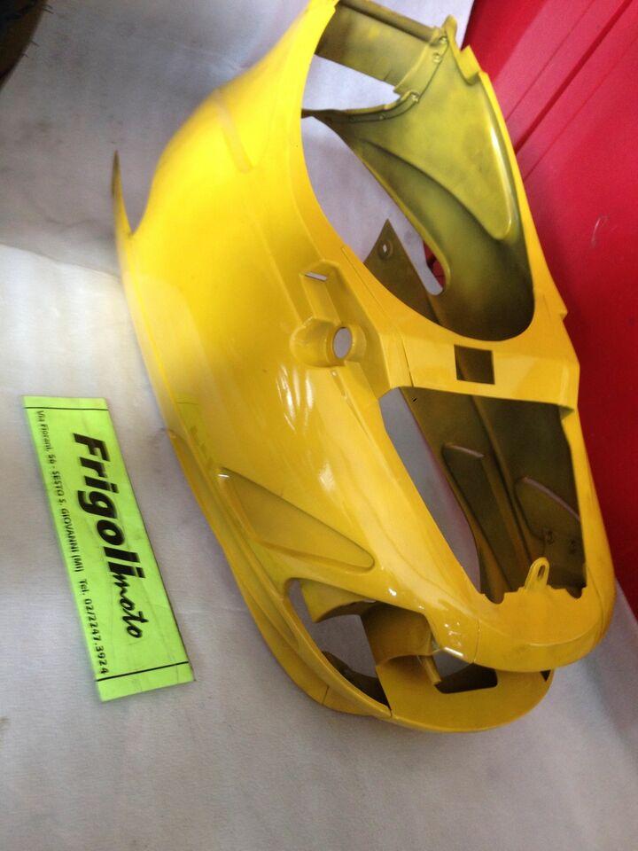 F10 1992 2015 carena posteriore scudo malaguti nuovo giallo 3