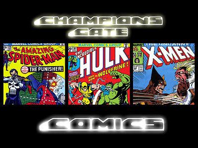 ChampionsGate Comics