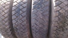 Kit di 4 gomme usate 245/70/17.5 Hankook