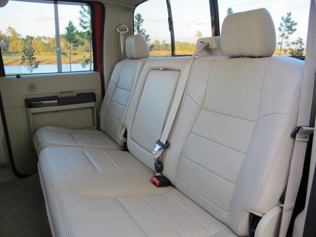 Ford F250 Superduty Crew Cab 4x4 FX4 Diesel Lariat Loaded Pickup Super Clean