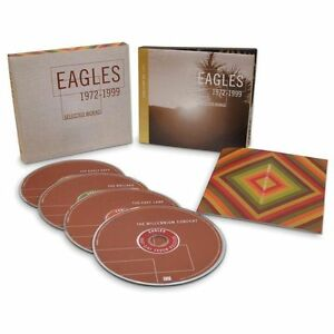 Eagles-Selected-Works-1972-1999-Brand-New-Factory-Sealed-4-Discs-24-pg-book