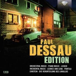 Dessau Edition  (2013) 5029365944021 12CD-Set