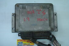 Centralina motore alfa romeo 147 1.9 150cv bosch 0281010332