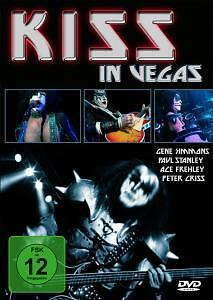 KISS-in Vegas von Kiss -- DVD -- OVP