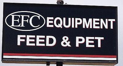 EFC Equipment Feed Pet
