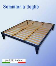 Sommier 180x200 base letto a doghe