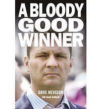Good, A Bloody Good Winner: Life as a Professional Gambler, David Ashforth, Dave