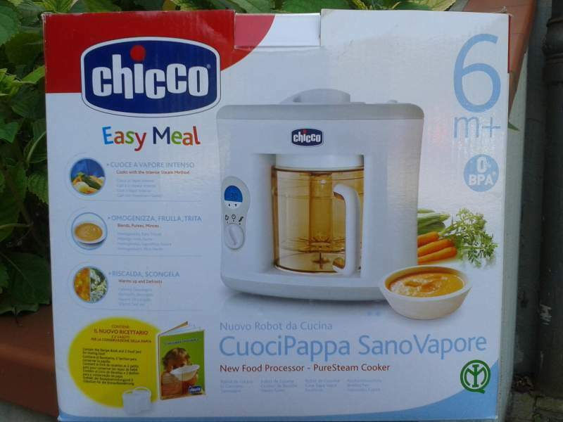Cuoci pappa CHICCO