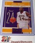 Panini Los Angeles Lakers Sports Trading Lots