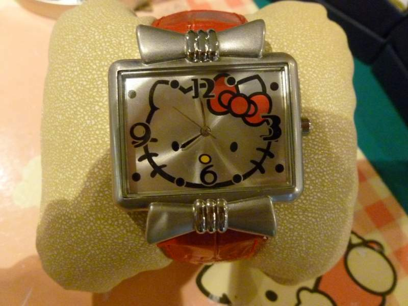 Orologio Hello Kitty