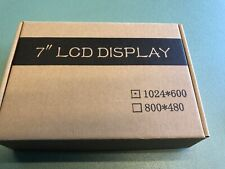 Monitor Display 7 pollici HDMI touch screen 1024x600