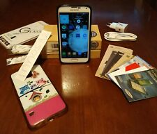 "Samsung galaxy s5 5,1"" 5"" bianco originale 16mp"