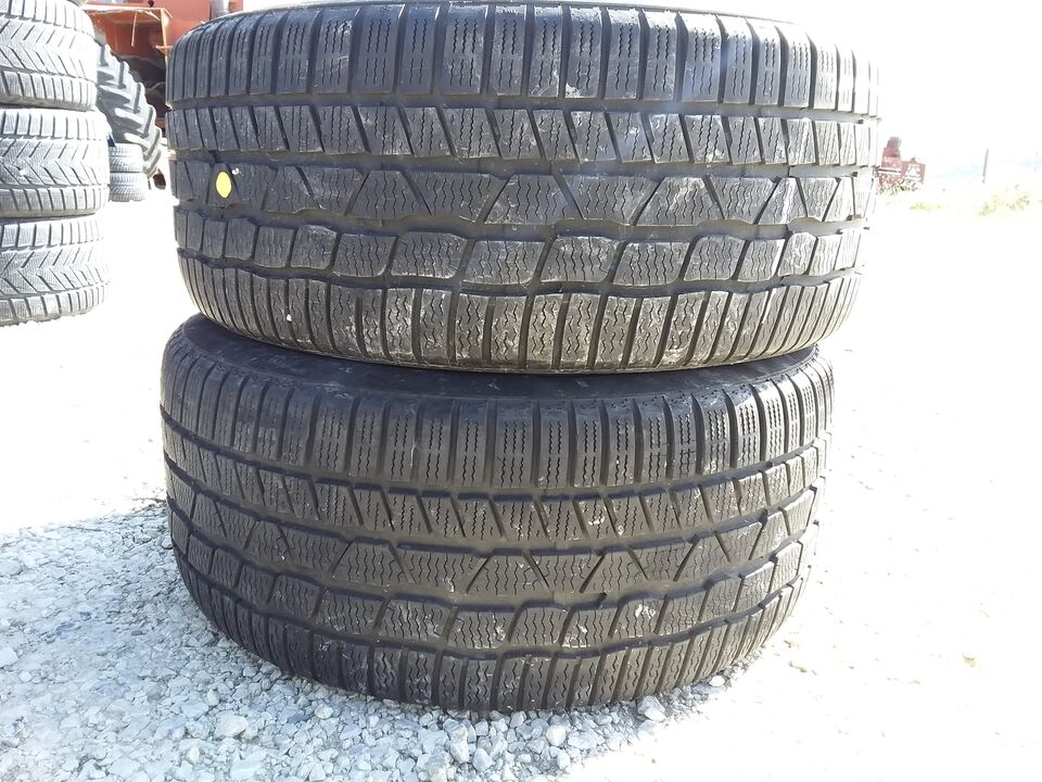 2 gomme usate 245/40 R18 97V CONTINENTAL