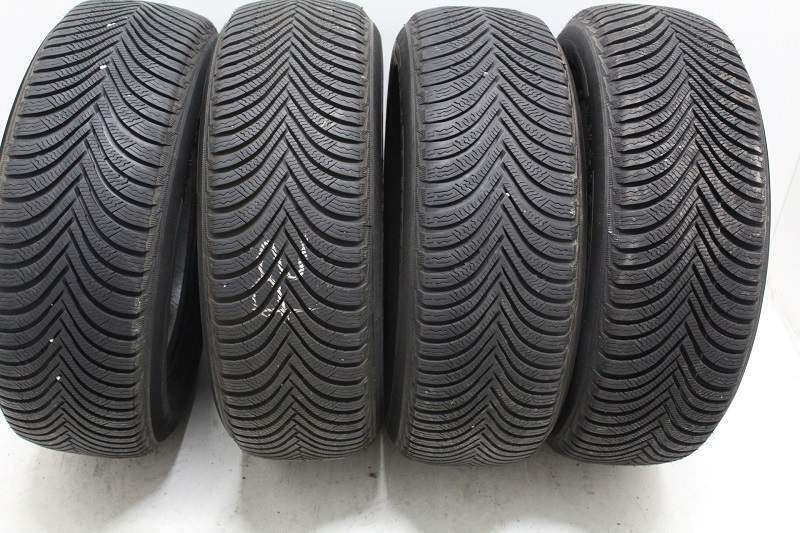 Kit di 4 gomme usate 215/60/17 Michelin