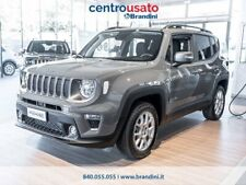 Jeep Renegade PHEV Limited 1.3 190hp E6d At Eawd