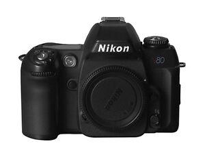 Nikon N8008s Camera Body Vs. Kodak Medalist II with 100mm