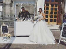 Carretto carrettino granite per cerimonie ed eventi matrimonio
